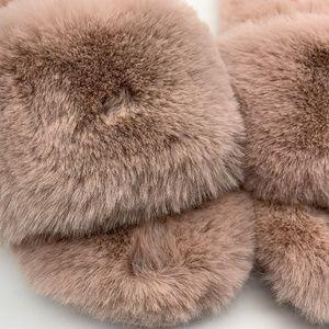 Victoria's Secret Shoes - VS Slippers Sandals Pink Sz: 7/8